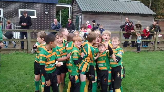 U10s Ireland Group