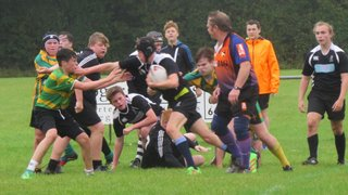 Crusaders U15s Vs Holt U15s