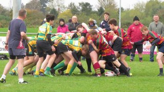 Norwich U15s Vs Crusaders U15s