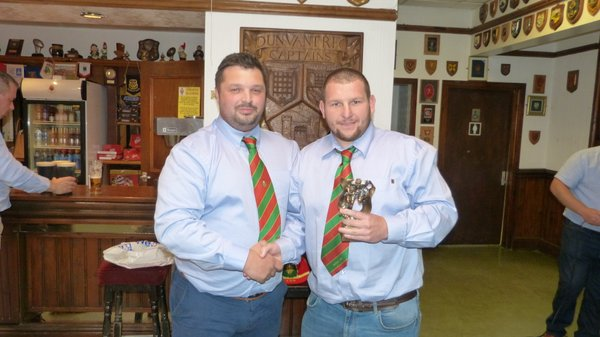 1stXV-Coaches Player of the Year: Robbie Morris