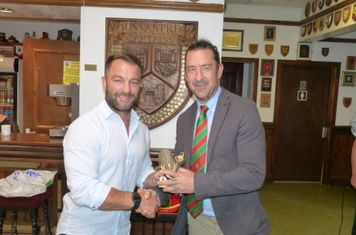 1st XV-Young Player of the Year: JackPhillips (presented to Neil Navvarra)