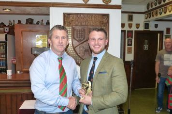 2ndXV-Players' Player of the Year: Michael Mizzi