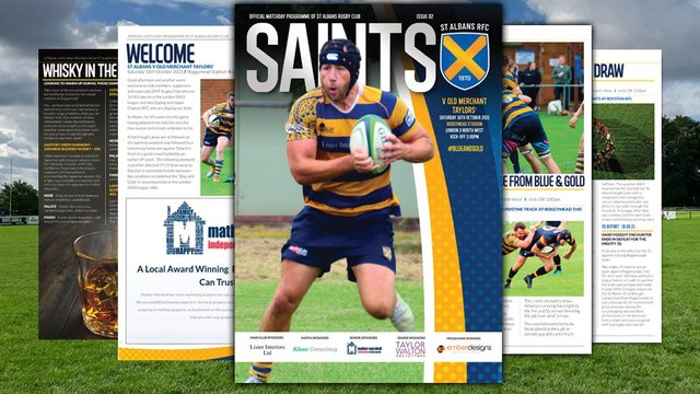 Saints is now available for online preview