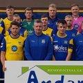 New Marske FC  lose to Redcar Athletic Reserves  1 - 4