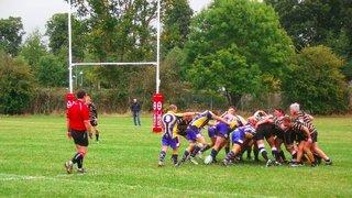 1st XV v Marlow 21/9/13