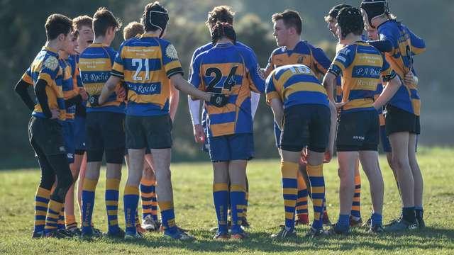 U16 - The Saxons