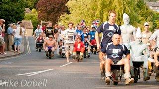 Welly & Wheelbarrow Race  - MARSHALLS NEEDED!