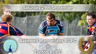 Senior Rugby Saturday 29th September