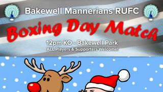 BMRUFC Annual Boxing Day Match