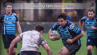 Senior Rugby Saturday 12th January