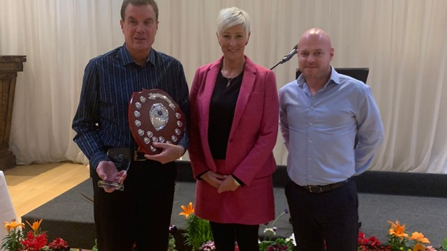 Club Announcement - Volunteer of the Year 2019