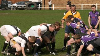A's v Leicester Lions