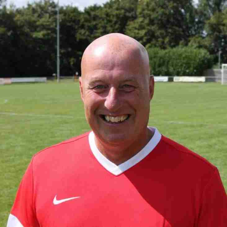 Manager Glynn Speaks of Dorking