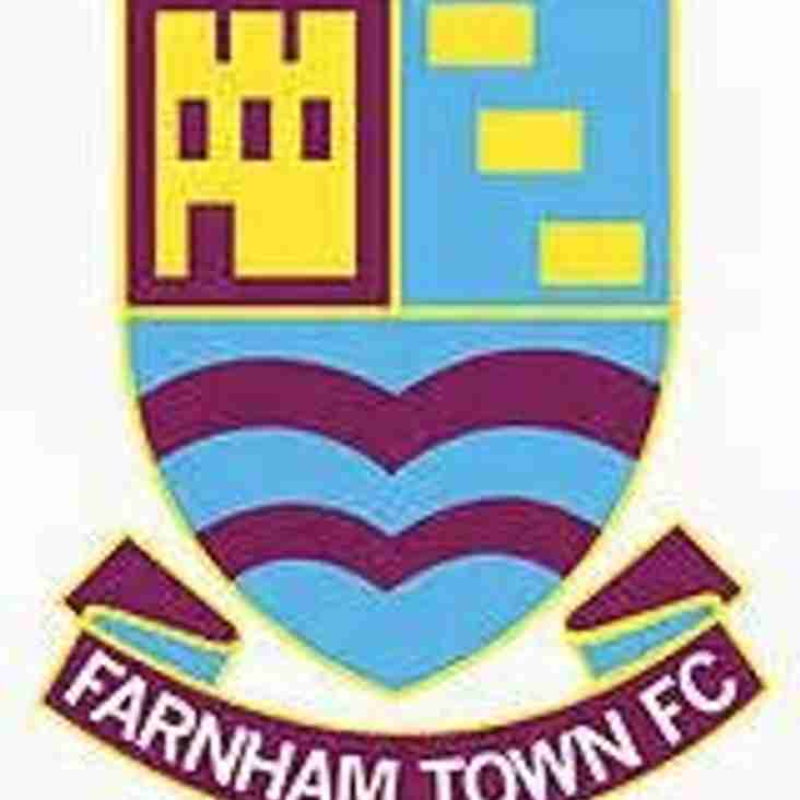 Farnham Town Seek New Manager