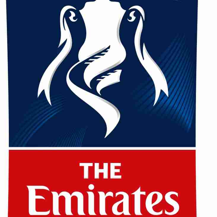 FA Cup and Vase Information Received from the FA