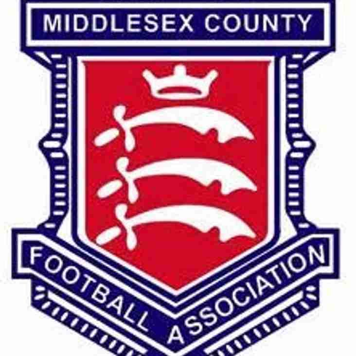 Job Vacancy at Middlesex FA