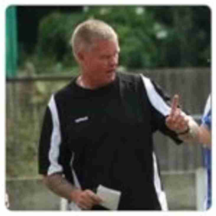 Redhill F.C. Manager Perry Gough resigns after weekend defeat