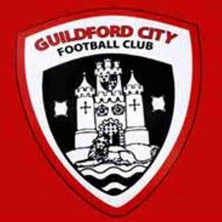 Tragic News from Guildford City