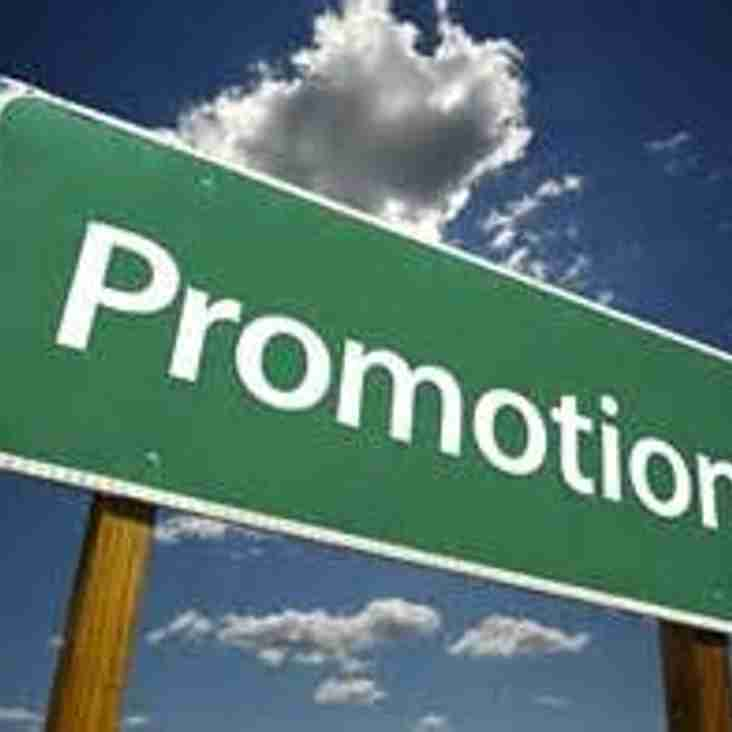 Promotion from Step 7 to Step 6