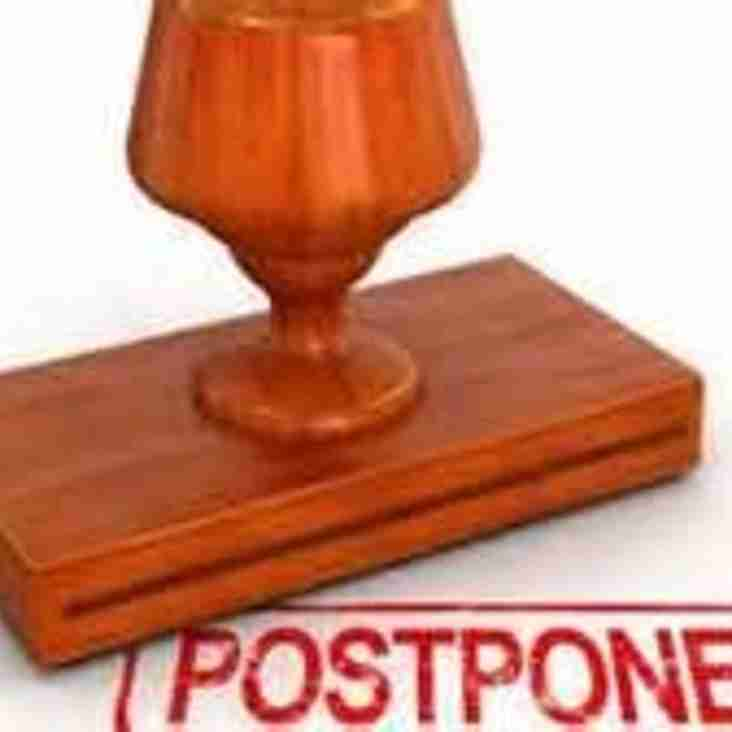 Fripp-Smith Postponements