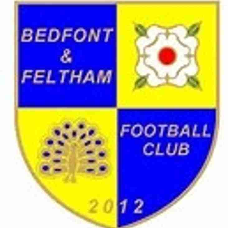 Vacancy at Bedfont & Feltham
