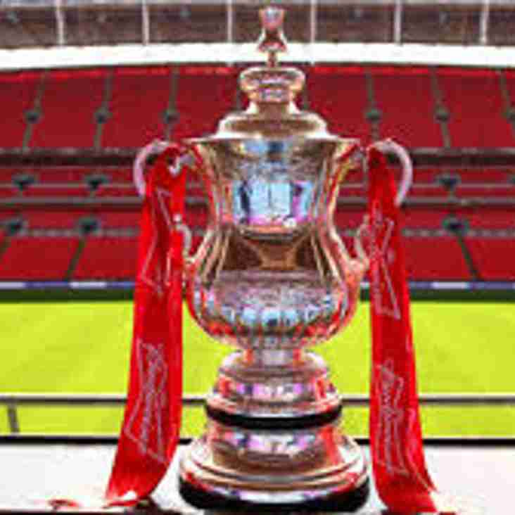 Buuildbase FA Vase on Saturday