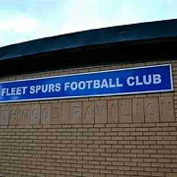 Fleet Spurs Secure New Lease