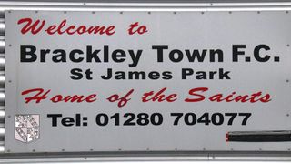 Brackley Town Saints v WTFC
