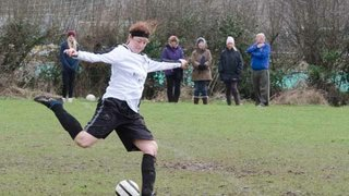 Portishead Town Ladies v Wells Ladies 23/2/14