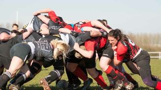 Piranhas v Chipping Sodbury Ladies 16/3/14