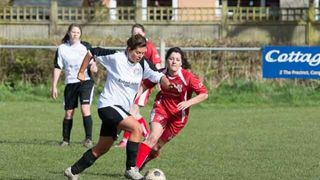 Portishead Town Ladies v Team Mendip 23/3/14