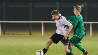 Portishead Town U18 v Welton Rovers U18 27/3/14