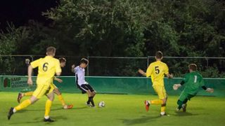 Portishead Town U18 v Yate Town U18 9/10/14