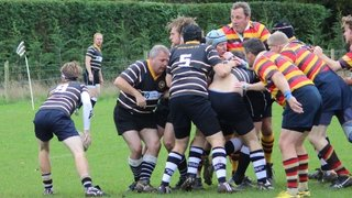 Marlow IIIs v Bicester 26 Oct 2013