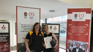 Cumbria RFU Volunteers Awards