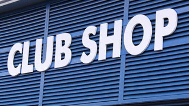 Online Club Shop - NOW OPEN