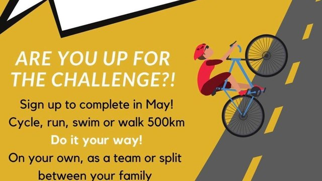 May-Hem Challenge