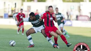 Truro City FC v Plymouth Argyle XI - 17th July 2013