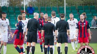 Truro City v Hampton & Richmond Borough (H) - 20th October 2016