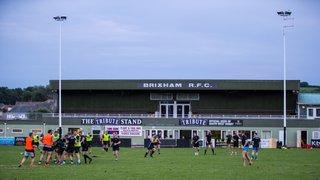 Pre-season 2018-19 Seniors Training - Courtesy Matt Clarke