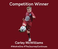 COMPETITION WINNER!!!! -