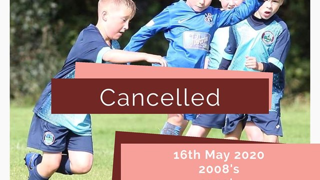 FRIENDSHIP CUP & GFC SUMMER LEAGUES CANCELLED
