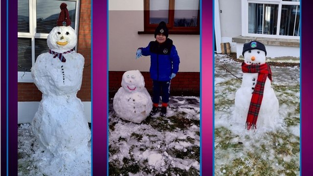 invasion of the snowmen