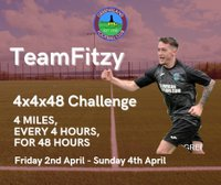 ''team fitzy - you can add your support