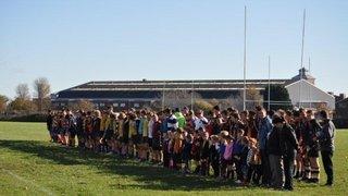 U16 G&F Vs Ellingham & Ringwood 10 Nov 2013