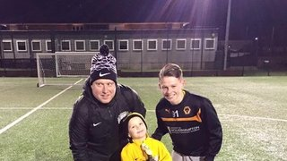 Well Done VFA Nuneaton player of the month Cody