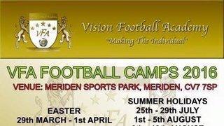 VFA Football Camp
