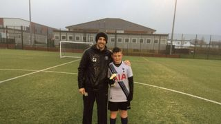 Well Done to VFA player of the month Mason  #VFANuneaton