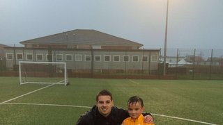 Well Done to VFA player of the month Conor  #VFANuneaton