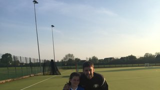 Well done to Vision Football Academy player of the month Lilly #VFA #POTM